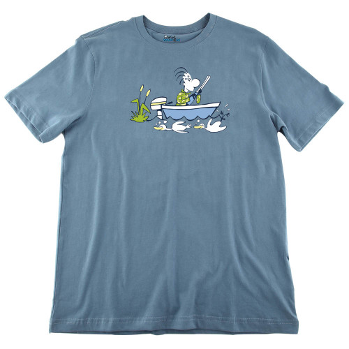 Mens Duck Hunting Ultra Soft Tee Shirt