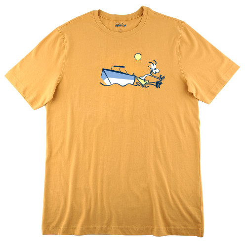 Mens Nautical Embarrassment Ultra Soft Tee Shirt