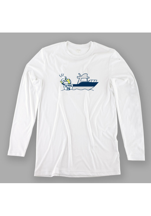 Mens Be Nauti Performance Shirt