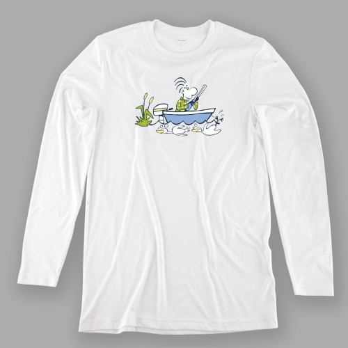 Mens Duck Hunting Performance Shirt