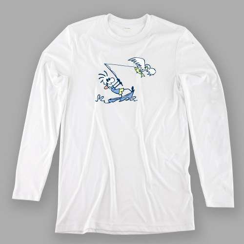 Mens Fish Eagle Performance Shirt
