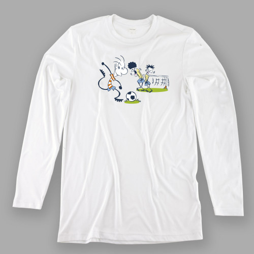 Mens Soccer Performance Shirt