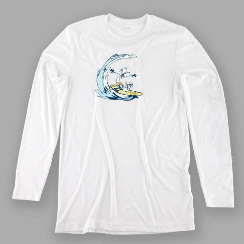 Mens Surfing Performance Shirt