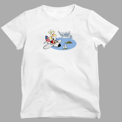 Womens Chicago Air Show T-Shirt