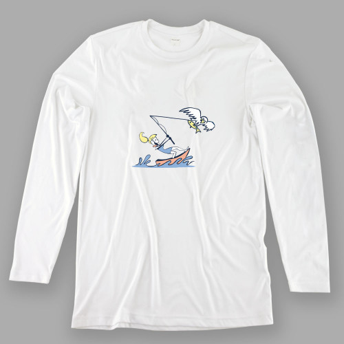 Fishing t shirts funny fishing t shirts nauti apparel for High performance fishing shirts