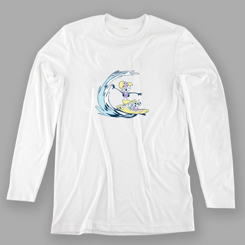 Womens Surfing Performance Shirt